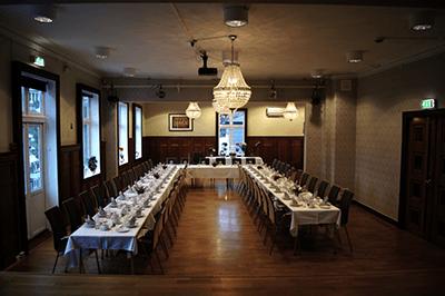 Kalfaret selskapslokale - Velegnet lokale til barnedåp i Bergen