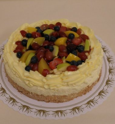 Fruktkake 18-20 pers.